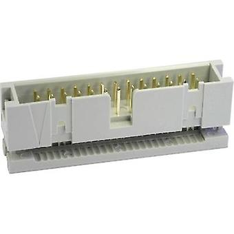 Pin strip WS 20 SK Total number of pins 20 No. of rows 2 econ connect 1 pc(s)