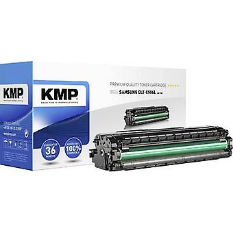 KMP Toner cartridge replaced Samsung CLT-C506L Compatible Cyan 3500 pages SA-T65