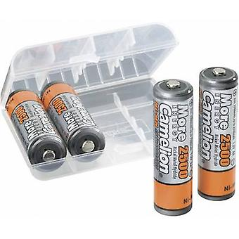 Camelion HR06 AA battery (rechargeable) NiMH 2500 mAh 1.2 V 4 pc(s)