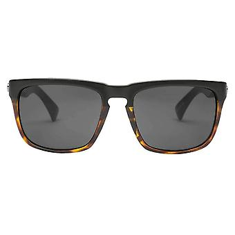 Electric California Knoxville Sunglasses - Darkside Tortoise Shell/Grey