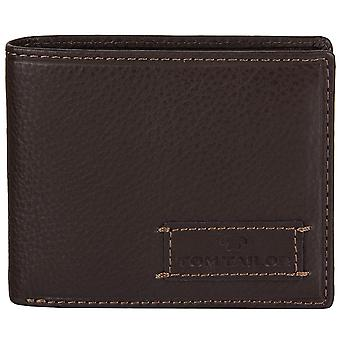 Tom Tailor small leather purse wallet purse 12212-29
