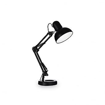 Ideal Lux Kelly Table Lamp Black