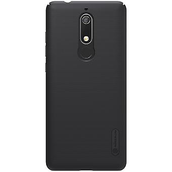 NILLKIN Nokia 5.1 Frosted shell hard-Black