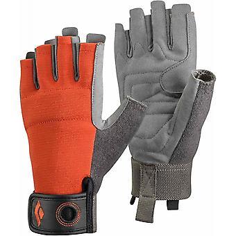 Black Diamond Crag Half Finger Glove - Octane