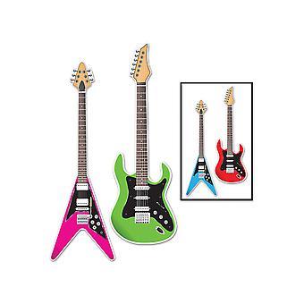 Recortes de guitarra 3'