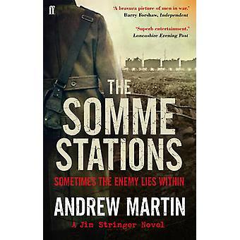 Somme stationer (Main) af Andrew Martin - 9780571249640 bog