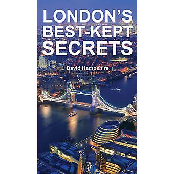 London's Best-Kept Secrets by David Hampshire - 9781909282742 Book