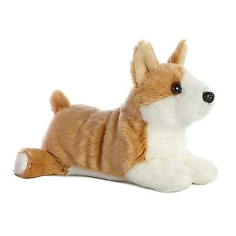 Aurora Mini Flopsies - Corgi cane peluche 20cm