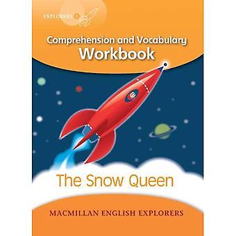 Les explorateurs 4: La reine des neiges carnet de travail
