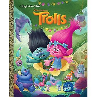 Trolls (Big Golden Book)