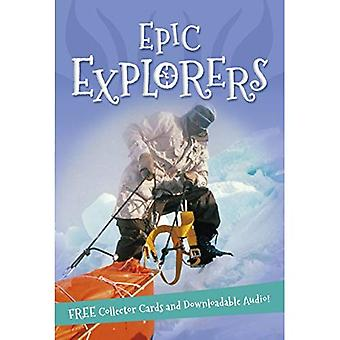 It's all about... Epic Explorers - It's all about... (Paperback)