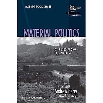 Materiał polityka: Spory wzdłuż potoku (RGS-IBG książki z serii)