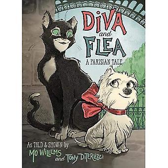 Diva and Flea: A Parisian Tale