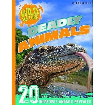 Nature sauvage animaux mortelle