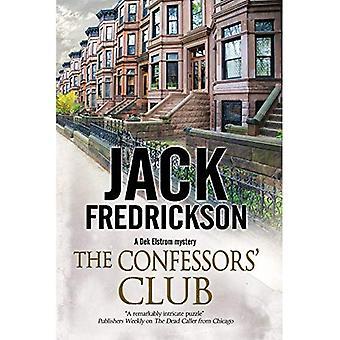 The Confessors' Club (A Dek Elstrom PI Mystery)