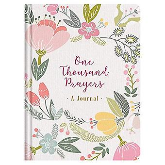 One Thousand Prayers: A Journal