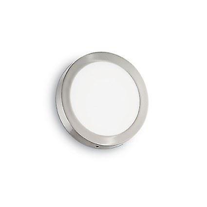 Ideal Lux - Universal Medium blanc Round LED Flush IDL138602