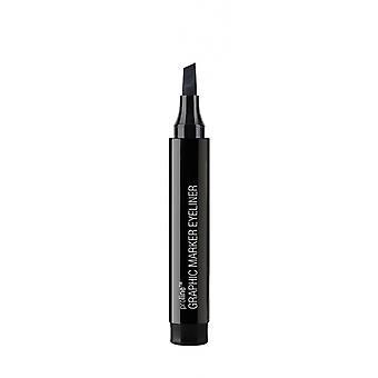 Wet n Wild ProLine Grafik Marker Eyeliner-Jet Black