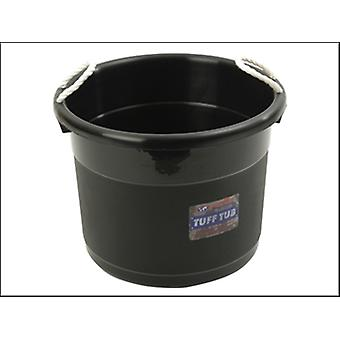 TUFF TUB - BLACK 39 LITRE
