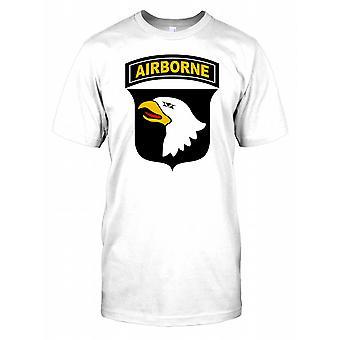 101st airborne Division Insignia Mens T-skjorte