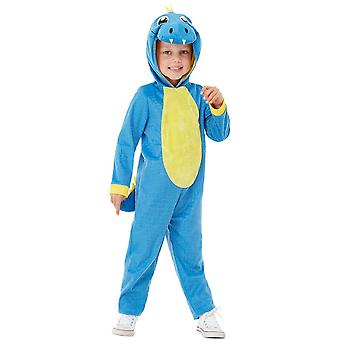 Toddlers Cute Dinosaur Fancy Dress Costume