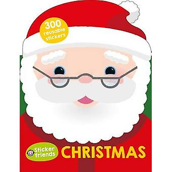 Sticker Friends - Christmas by Roger Priddy - 9780312520502 Book