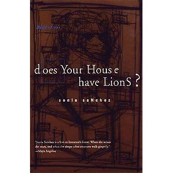 Does Your House Have Lions? (New edition) by Sonia Sanchez - 97808070