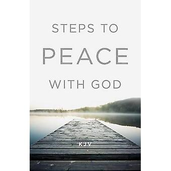 Steps to Peace with God (KJV) (Pack of 25) by Crossway Bibles - 97816