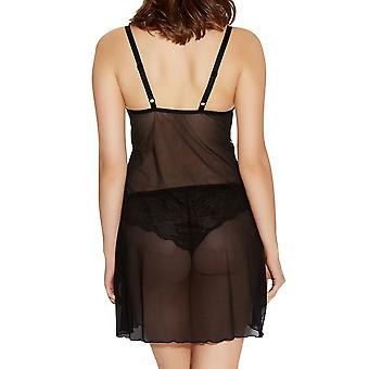 Freya Fancies Aa1018 Chemise Black (blk) Cs