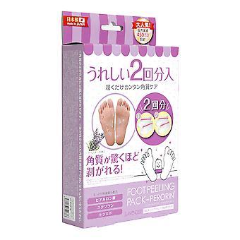 Perorin Sosu Foot Peeling Pack Emissions Lavender 2 pairs