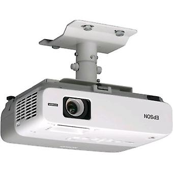 Epson v12h003b22 bracket ceiling mount video projectors eb g5100/g5150nl/g5200wnl/g5300nl/g5350nl-eh tw2900/tw450 color white