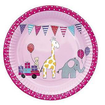 贾巴达巴多生日粉红板 (婴儿和儿童, 服装)