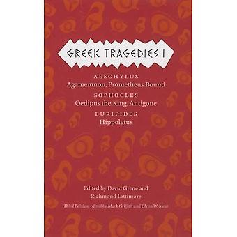 Griekse tragedies 1