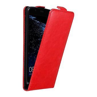 Cadorabo tilfældet for Huawei P10 PLUS Case Cover-telefon tilfældet i flip design med magnetisk lukning-sag Cover sag sag case sag bog folde stil