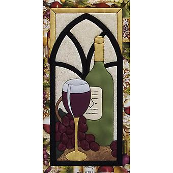 Wine Time Quilt Magic Kit 9.5