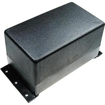 Universal enclosure 120 x 70 x 65 PVC Black Kemo G087 1 pc(s)