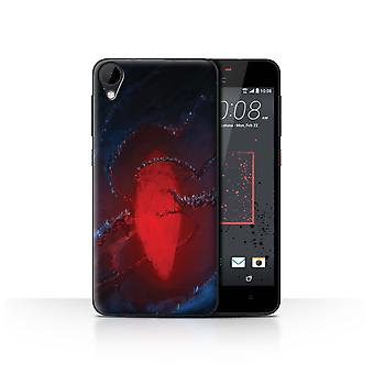 Official Chris Cold Case/Cover for HTC Desire 825/Freezing/Alien World Cosmos