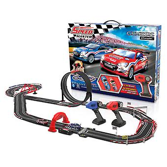 Auldey Circuit Genesis With 2 Cars (Kids , Toys , Vehicles , Tracks And Circuits)