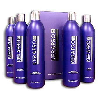 Kativa Kerapro 5 Kit 5X450Ml (Woman , Hair Care , Treatments , Shining and softness)