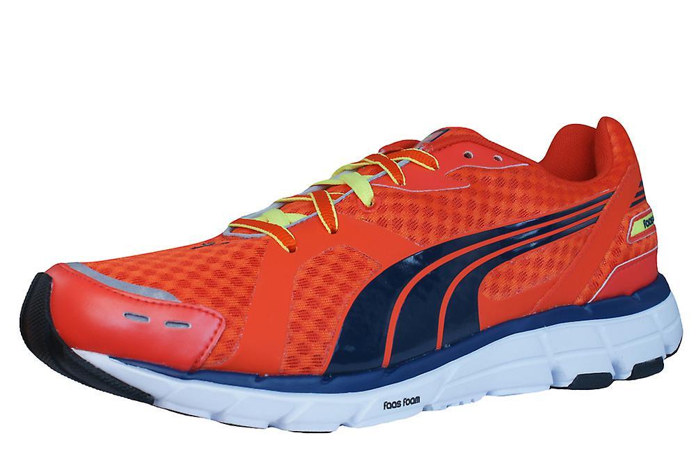 Faas Puma 600 Shoes Running Puma Mens Red Trainers dBq0RcwR