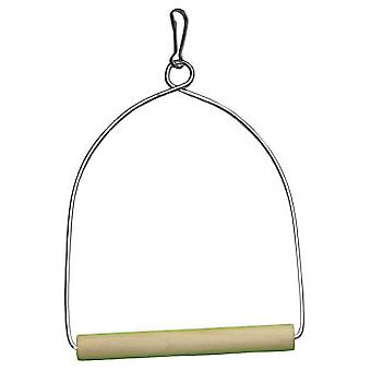 Arquivet Medium Metal and Wood Swing (Birds , Bird Cage Accessories , Toys , Swings)