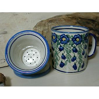 Mug with a sieve, 250 ml, 44 - BSN 5684