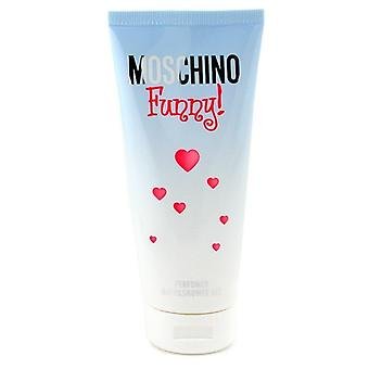 Moschino grappig geparfumeerd douchegel, 200ml / 6,7 oz