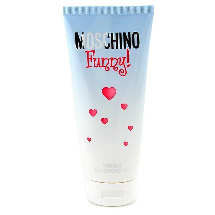 Moschino Funny parfumé Gel douche 200ml / 6,7 oz