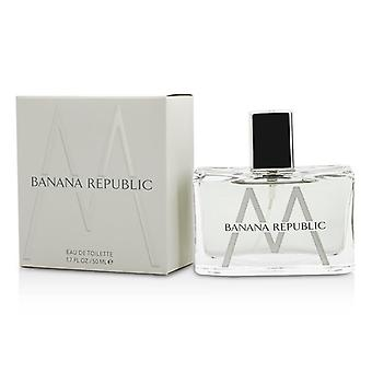 Banana Republic M Eau De Toilette Spray 50ml/1.7oz