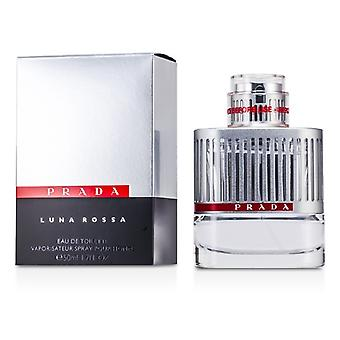 Prada Luna Rossa Eau De Toilette Spray 50ml / 1. 7 oz
