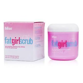 Bliss Fat Girl Scrub - 226g/8oz