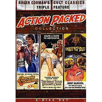 Importação de ação embalado Collection [DVD] EUA de Roger Corman