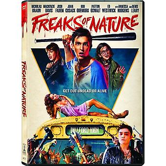 Freaks of Nature [DVD] USA import