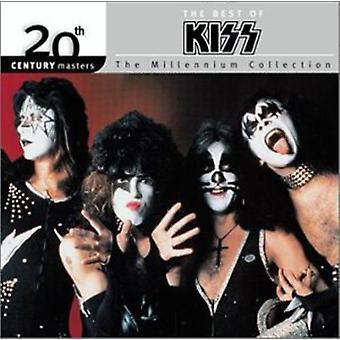 Kiss - Millennium collectie-20e eeuw Masters [CD] USA importeren